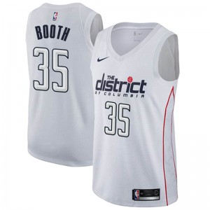 Nike Washington Wizards Swingman White Phil Booth Jersey - City Edition - Men's